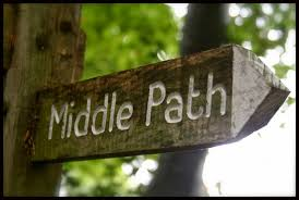The Middle Path.